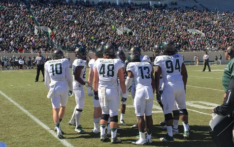 Despite Concerns, Shorthanded Spartans Host Spring Game as Planned