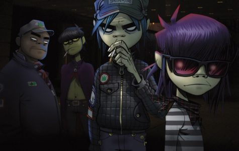 Throwback Thursday - Fire Coming Out of the Monkey's Head | Gorillaz