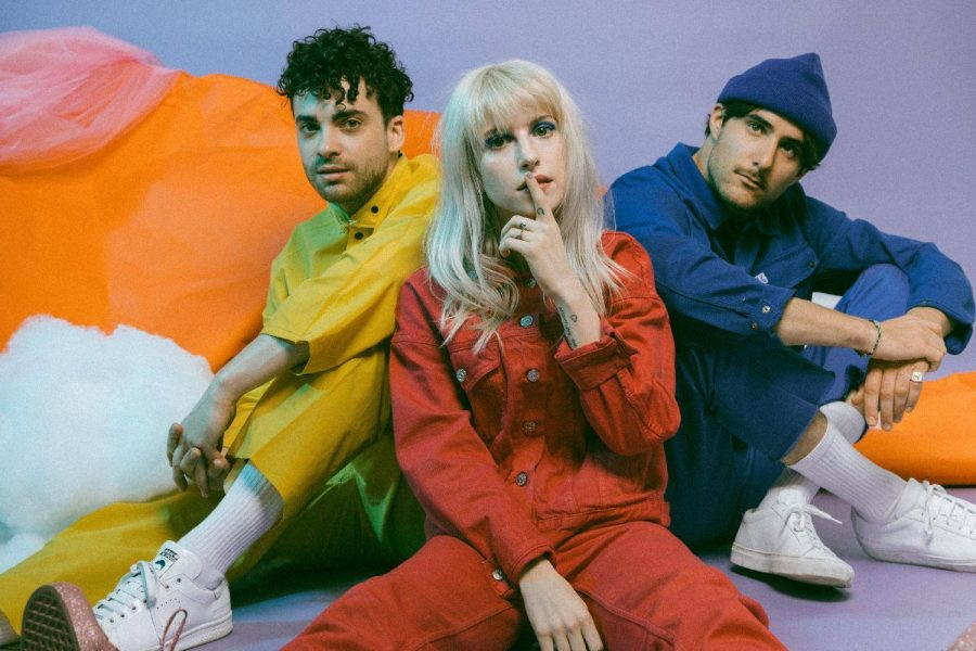 Photo taken from Paramore's Facebook page