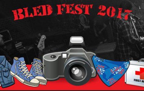 Bled Fest 2017 | Festival Starter Pack