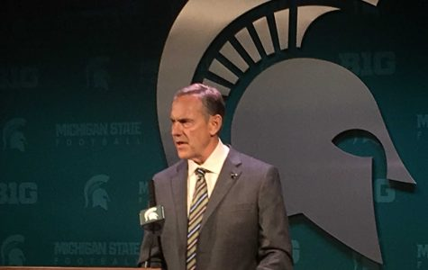 Dantonio, Hollis emotional about sexual assaults in press conference