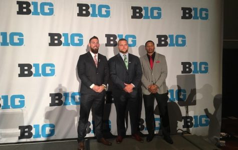 Spartans face different spotlight at B1G media days