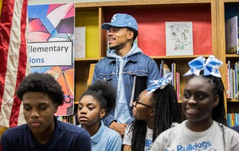 Chance The Rapper partners with Lyft to continue aiding CPS