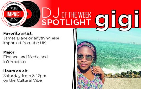 DJ Spotlight of the Week | Gigi