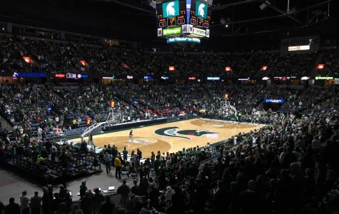Michigan State defeats Georgia in charity exhibition game