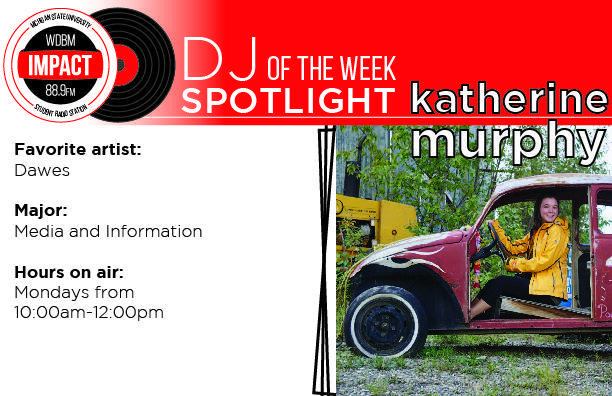 DJ Spotlight of the Week | Katherine Murphy