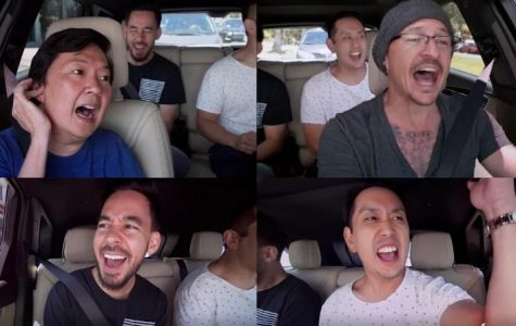 Watch Linkin Park's Carpool Karaoke with comedian Ken Jeong