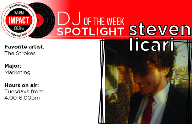 DJ Spotlight of the Week | Steven Licari