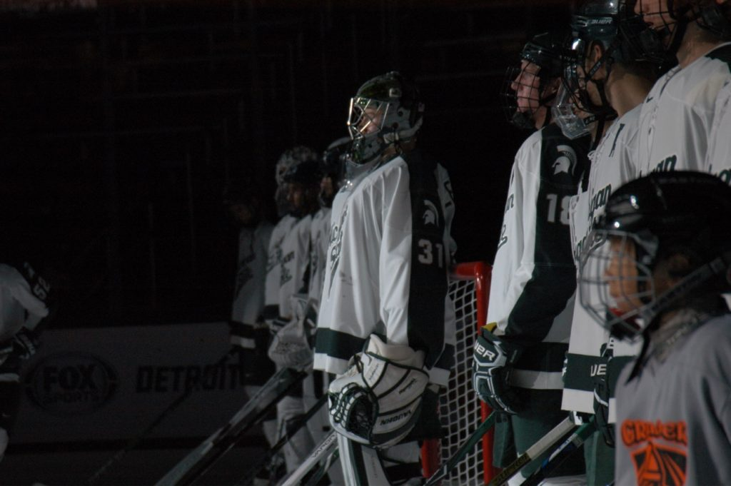 Lethemon+notches+shutout%2C+offense+explodes+in+5-0+win+over+Michigan