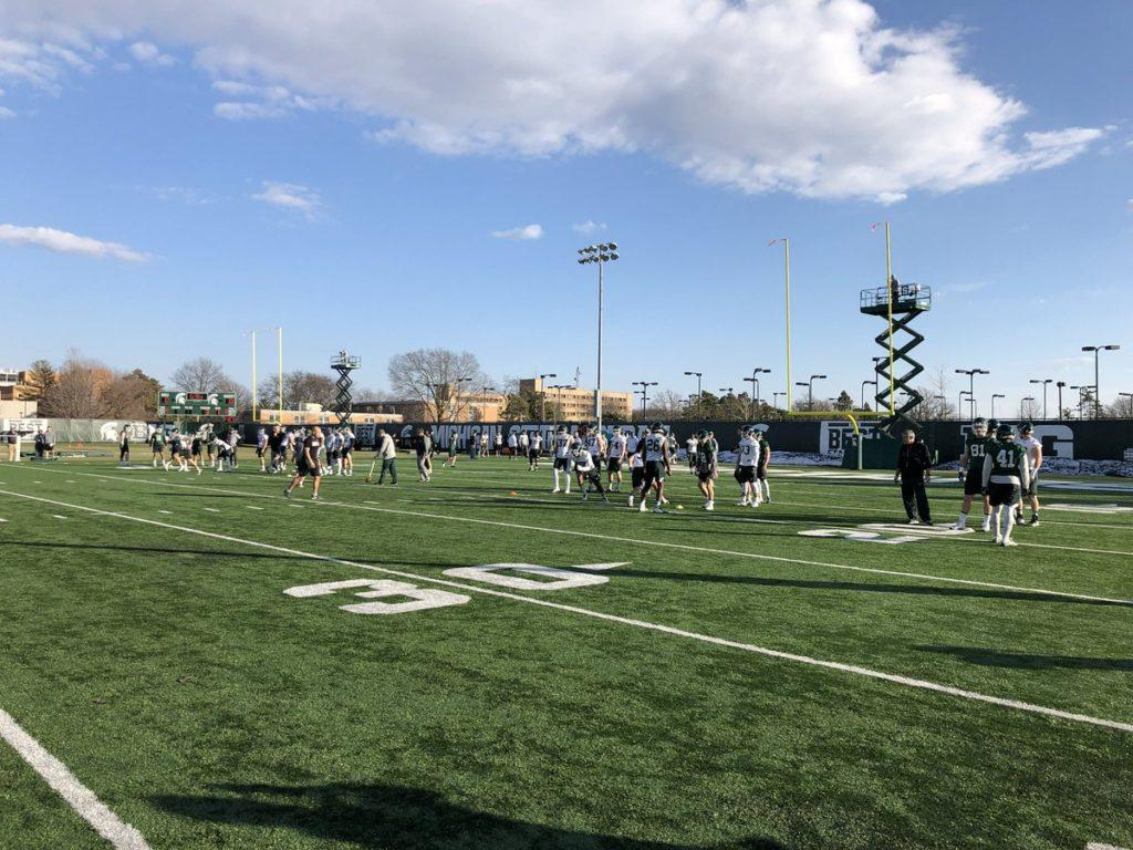 High+expectations+surround+MSU%27s+first+spring+practice