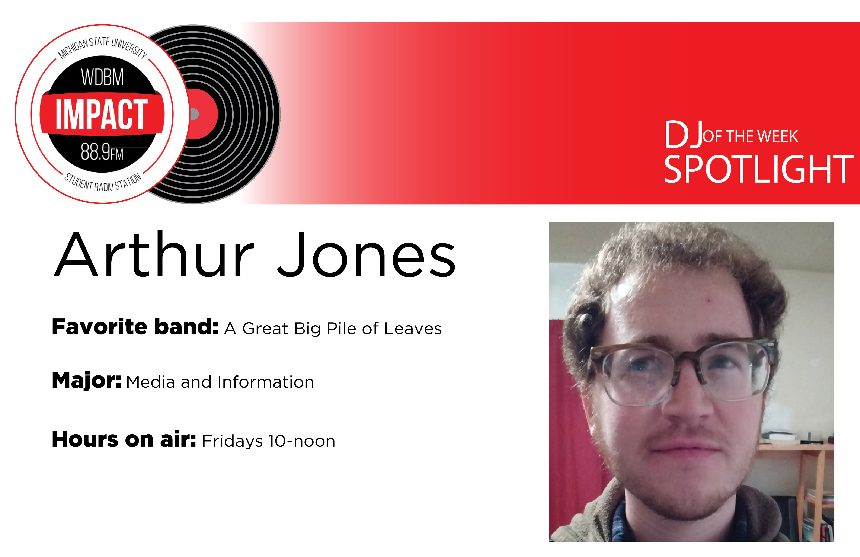 DJ Spotlight of the Week | Arthur Jones