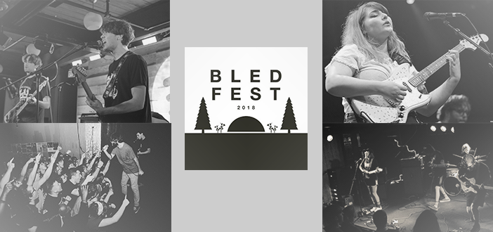 Must-see acts at BLED FEST 2018