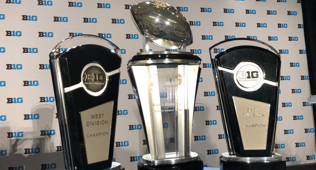 Harbaugh%2C+Frost+and+Franklin+headline+day+one+of+Big+Ten+media+days