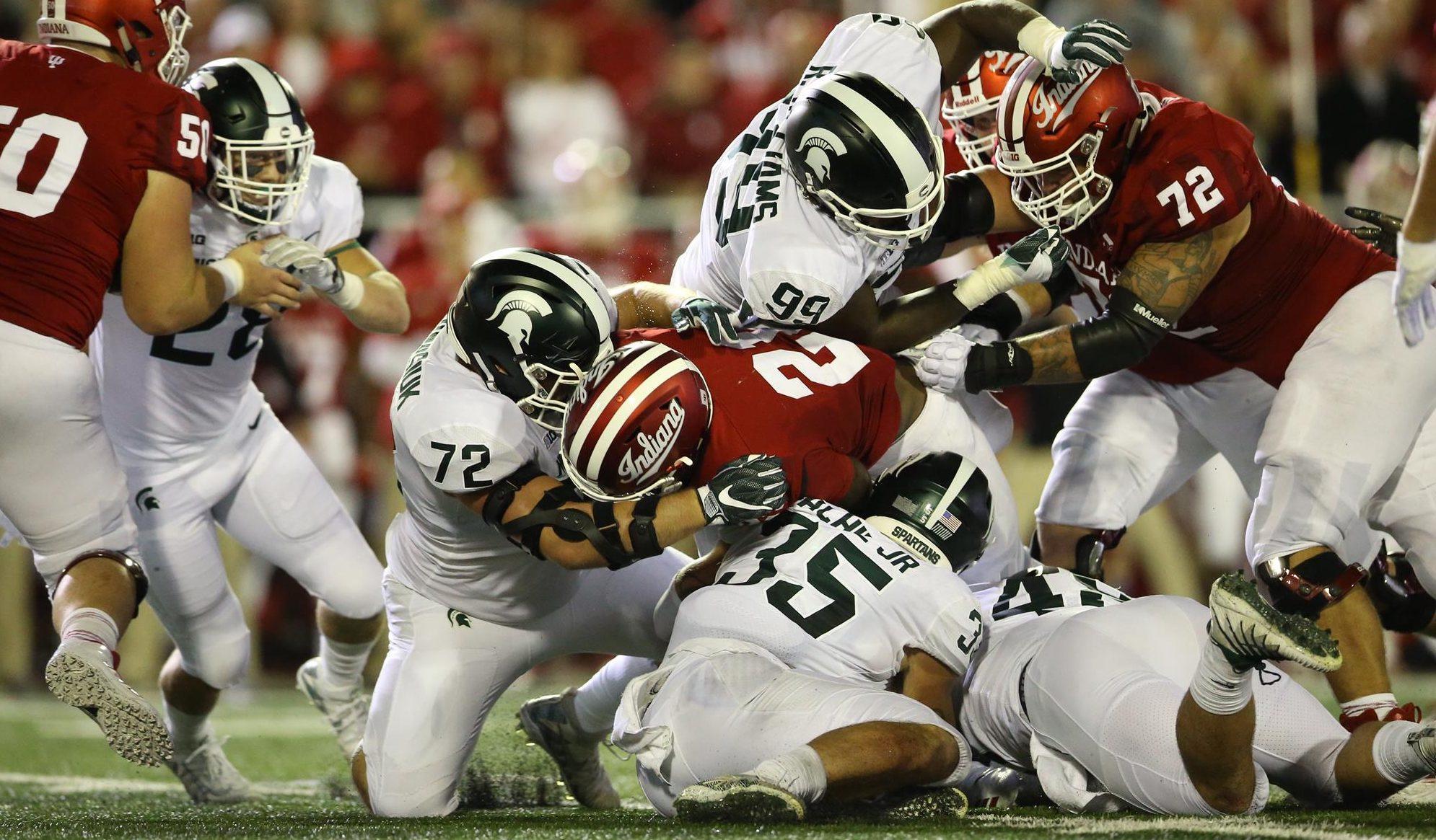 Photo: Matthew Mitchell/MSU Athletic Communications