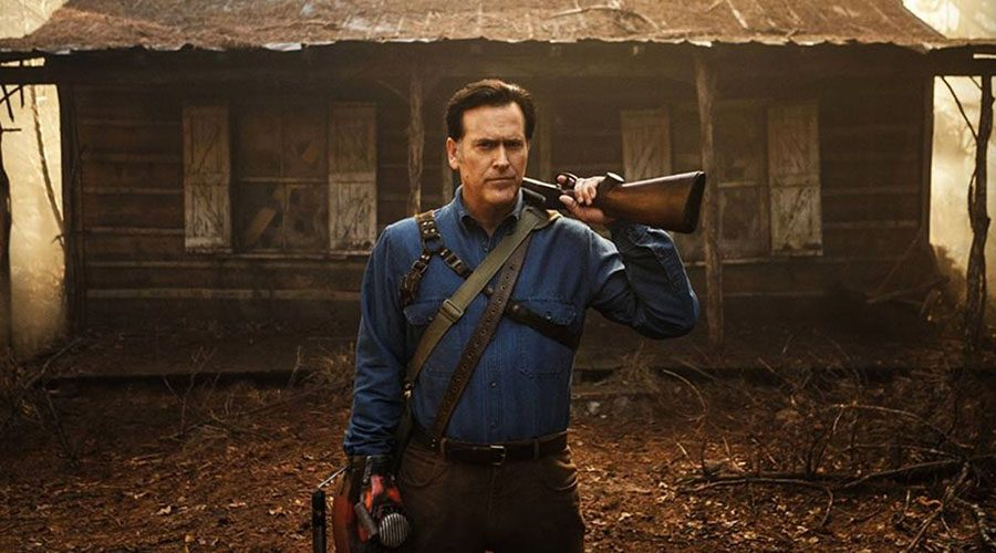 We Watch it for the Music | Ash vs Evil Dead