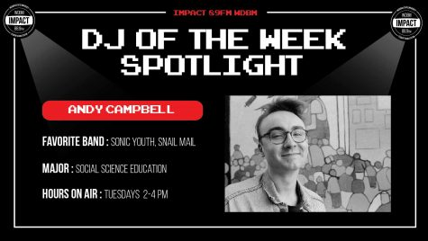 DJ Spotlight of the Week | Sarah Dropsey