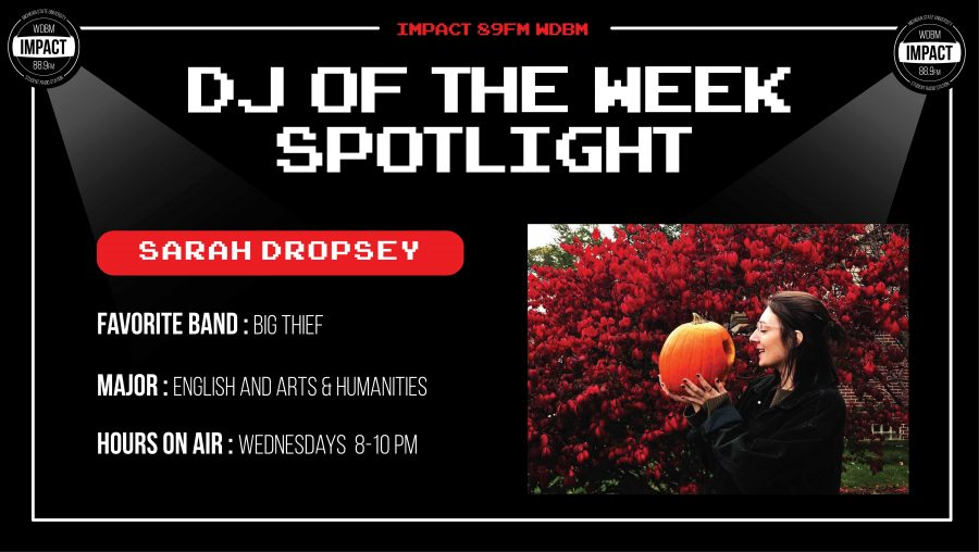 DJ+Spotlight+of+the+Week+%7C+Sarah+Dropsey