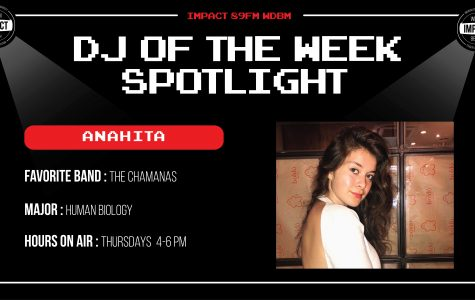 DJ Spotlight of the Week | Anahita