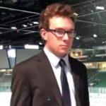 Luke Sloan, sports editor