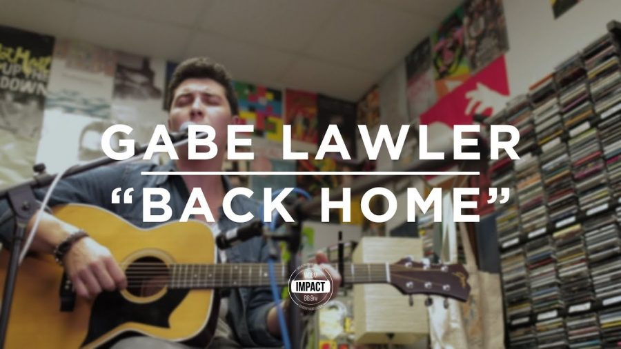"Gabe Lawler – ""Back Home"" (Live @ WDBM)"