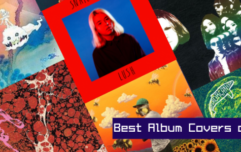 Judging by Covers: The Best Album Art of 2018