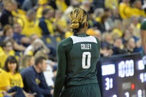 Sam Britten's 2018-19 women's basketball awards