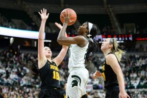 Stearns: Despite loss at the hands of UConn, Spartans remain on upward trajectory