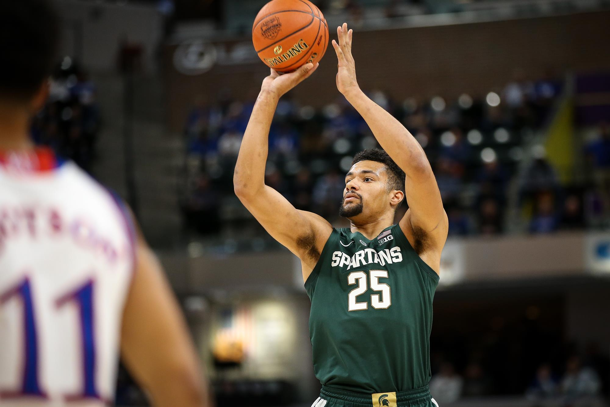 A night of career highs leads Spartans to victory over Nebraska