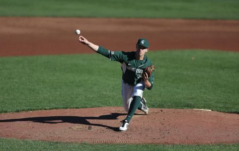 Michigan State's bats lead the way to win against Northwestern