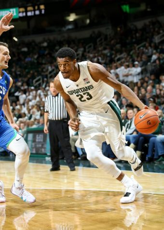 'He's like the glue guy': Tillman ready to lead Spartans