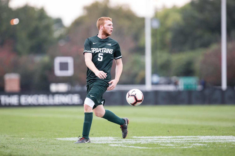 Micheal Pimlott/Photo: MSU Athletic Communications