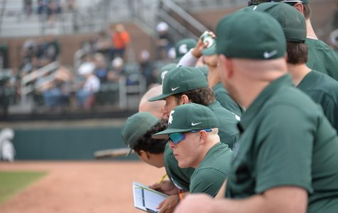 Spartans ride all-around solid performance to series victory over Indiana State