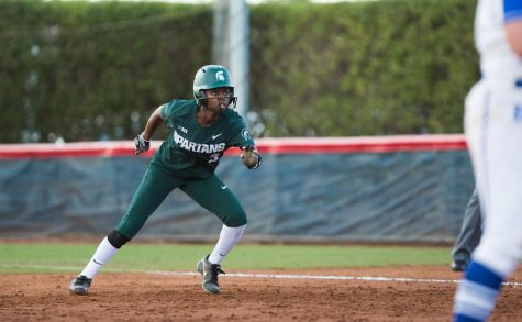Spartans take final game of series behind two home runs from Echols