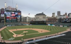 Spartans emerge victorious in annual 'Clash at Comerica'