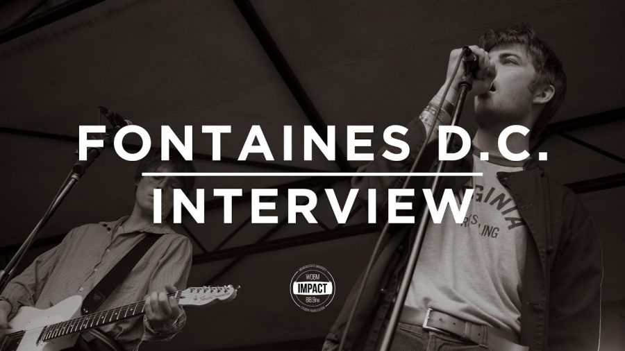 Fontaines D.C. Interview at SXSW 2019