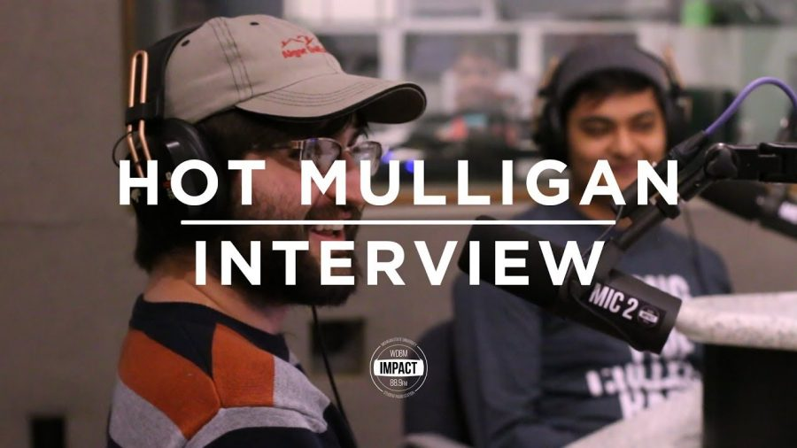 Hot Mulligan Interview on The Basement