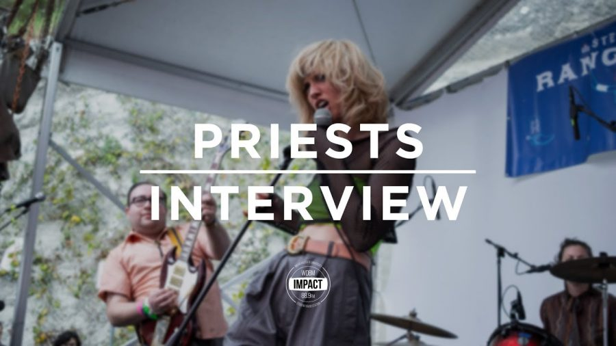 Priests+Interview+at+SXSW+2019