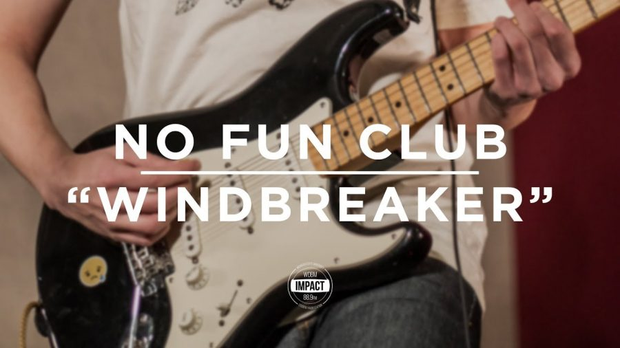 "No Fun Club – ""Windbreaker"" (Live @ WDBM)"