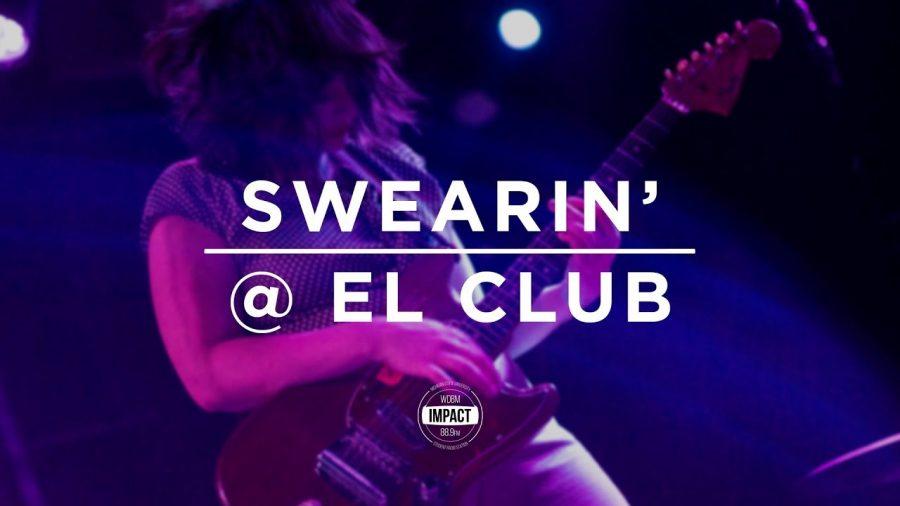 Swearin' (Live @ El Club)
