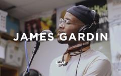 James Gardin (Live @WDBM)