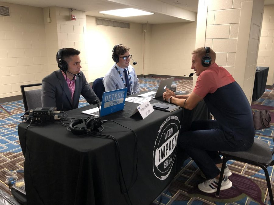 B1G Media Days 2019: Joel Klatt Interview