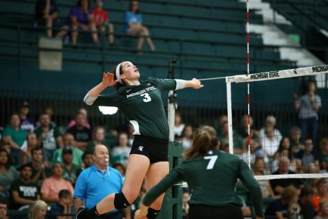 New additions, Alyssa Chronowski will be key to Michigan State's success