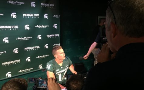 Spartan offense, defense both look to make big plays as camp gets underway