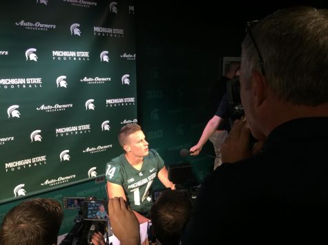 Chmura: Stewart's athleticism adds unique element to MSU offense, special teams