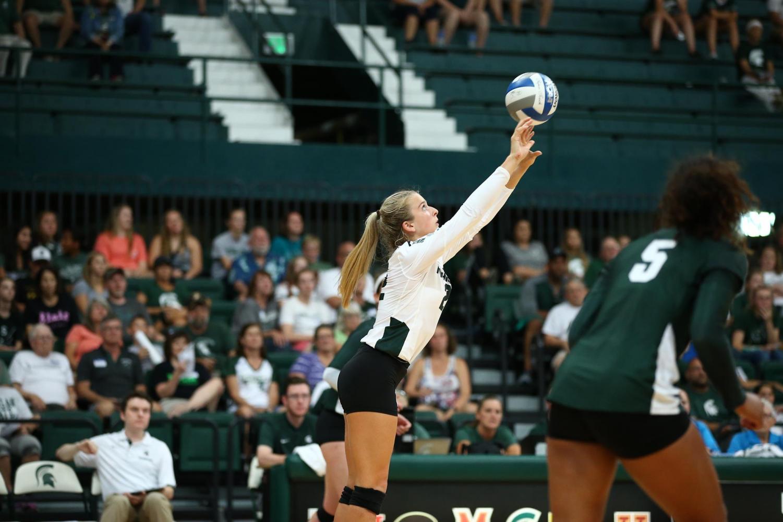Samantha McLean/Photo: MSU Athletic Communications