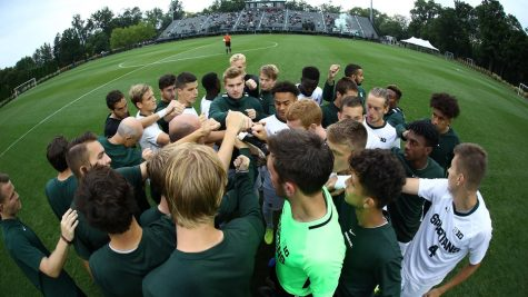 Late Goal Seals Men's Soccer Victory