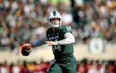 Brian Lewerke/Photo: MSU Athletic Communications