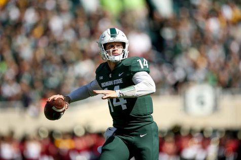 Spartans look to carry momentum from Northwestern game into Big Ten play