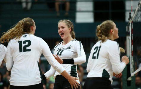 Challenging weekend matchups await Michigan State