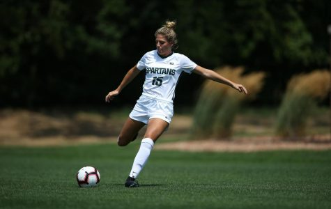 Spartans welcome Maryland for pivotal conference matchup